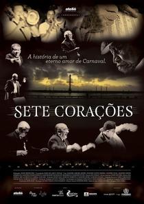 Sete Corações  - Poster / Capa / Cartaz - Oficial 1