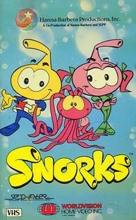 Os Snorks - Poster / Capa / Cartaz - Oficial 1