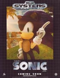 Sonic - Poster / Capa / Cartaz - Oficial 2