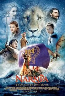As Crônicas de Nárnia: A Viagem do Peregrino da Alvorada - Poster / Capa / Cartaz - Oficial 9