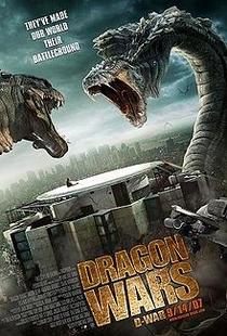 D-War - Guerra dos Dragões - Poster / Capa / Cartaz - Oficial 3