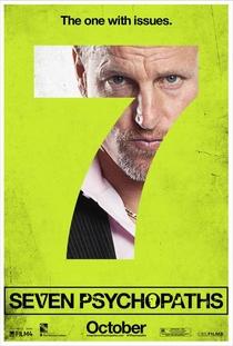 Sete Psicopatas e um Shih Tzu - Poster / Capa / Cartaz - Oficial 2