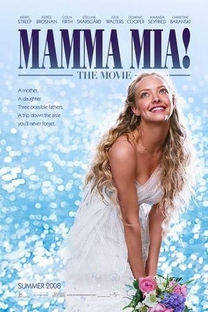 Mamma Mia! O Filme - Poster / Capa / Cartaz - Oficial 3