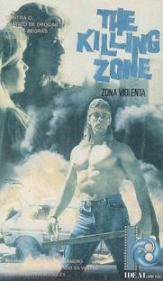 Zona Violenta - Poster / Capa / Cartaz - Oficial 1