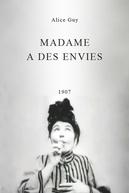 A Madame com Desejos (Madame a des envies)