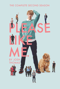 Please Like Me (2ª Temporada) - Poster / Capa / Cartaz - Oficial 1