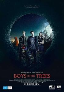 Os Garotos nas Árvores - Poster / Capa / Cartaz - Oficial 1