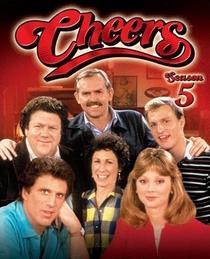 Cheers (5ª Temporada) - Poster / Capa / Cartaz - Oficial 1