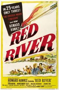Rio Vermelho - Poster / Capa / Cartaz - Oficial 2