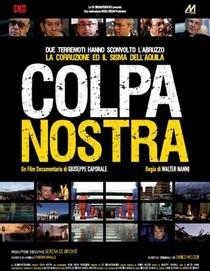 Nossa Culpa - Poster / Capa / Cartaz - Oficial 1