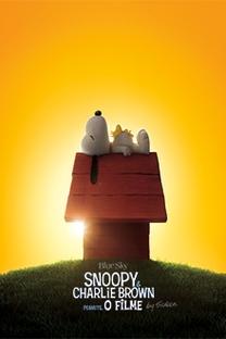 Snoopy & Charlie Brown - Peanuts: O Filme - Poster / Capa / Cartaz - Oficial 4