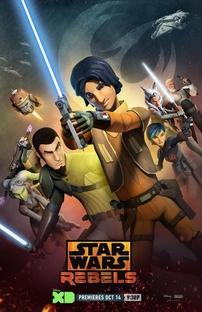 Star Wars Rebels (2ª Temporada) - Poster / Capa / Cartaz - Oficial 3