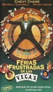 Férias Frustradas em Las Vegas - Poster / Capa / Cartaz - Oficial 1