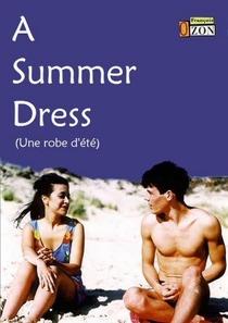 Um Vestido de Verão - Poster / Capa / Cartaz - Oficial 4