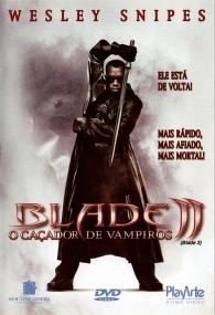Blade II - O Caçador de Vampiros - Poster / Capa / Cartaz - Oficial 4