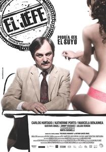 O Chefe - Poster / Capa / Cartaz - Oficial 1