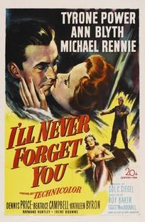 Jamais Te Esquecerei - Poster / Capa / Cartaz - Oficial 1