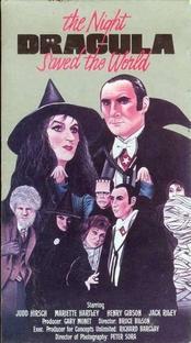 The Night Dracula Saved The World - Poster / Capa / Cartaz - Oficial 1