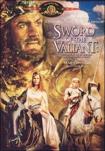 A Espada do Valente - Poster / Capa / Cartaz - Oficial 1