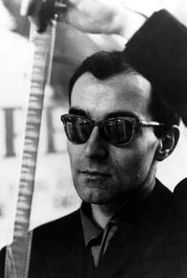 Jean-Luc Godard - Poster / Capa / Cartaz - Oficial 1