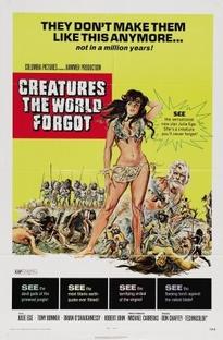 Criaturas que o Mundo Esqueceu - Poster / Capa / Cartaz - Oficial 1