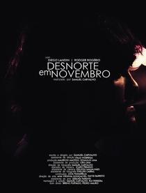 Desnorte em Novembro - Poster / Capa / Cartaz - Oficial 1