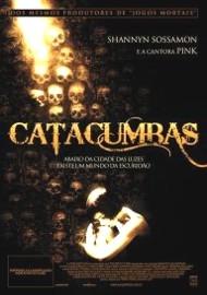 Catacumbas - Poster / Capa / Cartaz - Oficial 2