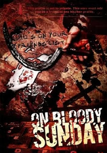 On Bloody Sunday - Poster / Capa / Cartaz - Oficial 1
