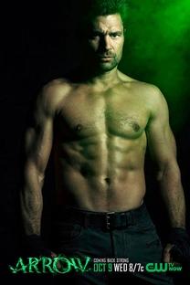 Arrow (2ª Temporada) - Poster / Capa / Cartaz - Oficial 9