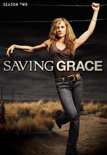 Saving Grace (2ª Temporada) - Poster / Capa / Cartaz - Oficial 1