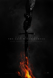 O Último Caçador de Bruxas - Poster / Capa / Cartaz - Oficial 2