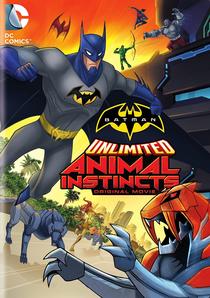 Batman Sem Limites: Instintos Animais - Poster / Capa / Cartaz - Oficial 1