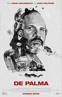 De Palma - Poster / Capa / Cartaz - Oficial 2