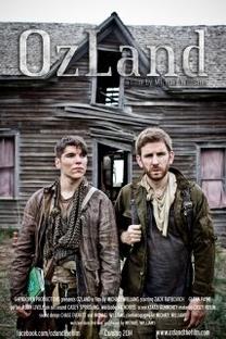 OzLand - Poster / Capa / Cartaz - Oficial 1
