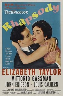 Rapsódia - Poster / Capa / Cartaz - Oficial 1