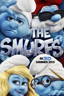 Os Smurfs - Poster / Capa / Cartaz - Oficial 4