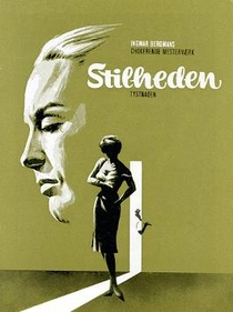 O Silêncio - Poster / Capa / Cartaz - Oficial 2