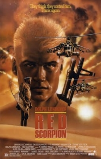 Red Scorpion - Poster / Capa / Cartaz - Oficial 1
