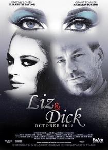Liz & Dick - Poster / Capa / Cartaz - Oficial 3
