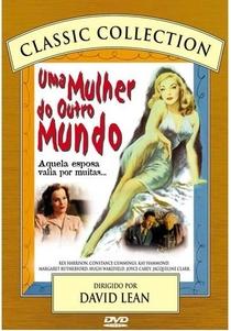 Uma Mulher do Outro Mundo - Poster / Capa / Cartaz - Oficial 6