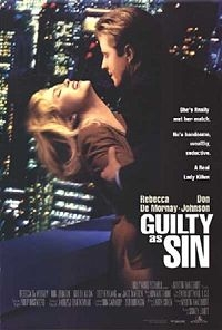 Culpado Como o Pecado - Poster / Capa / Cartaz - Oficial 2