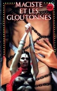 Maciste et les gloutonnes - Poster / Capa / Cartaz - Oficial 1