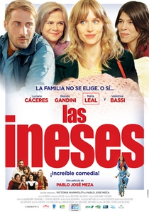 As Ineses - Poster / Capa / Cartaz - Oficial 2