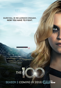 The 100 (3ª Temporada) - Poster / Capa / Cartaz - Oficial 5