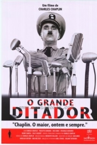 O Grande Ditador - Poster / Capa / Cartaz - Oficial 2