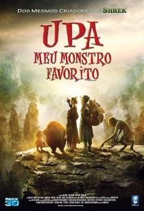 Upa - Meu Monstro Favorito - Poster / Capa / Cartaz - Oficial 2