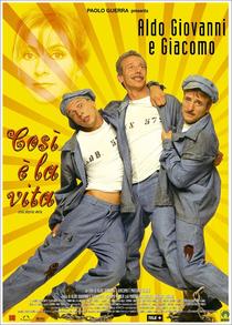 Così È La Vita - Poster / Capa / Cartaz - Oficial 1