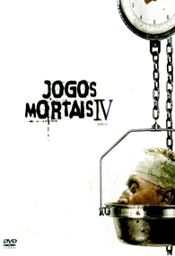 Jogos Mortais 4 - Poster / Capa / Cartaz - Oficial 3