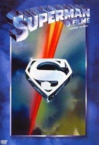 Superman - O Filme - Poster / Capa / Cartaz - Oficial 3