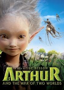 Arthur e a Guerra dos Dois Mundos - Poster / Capa / Cartaz - Oficial 3